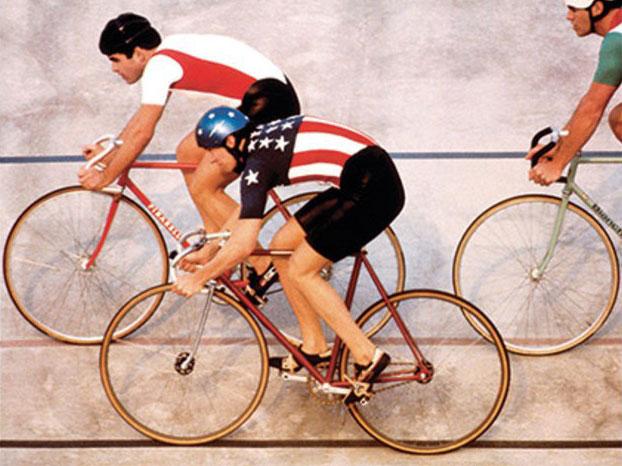 Arnold Schwartzman's Olympics Poster